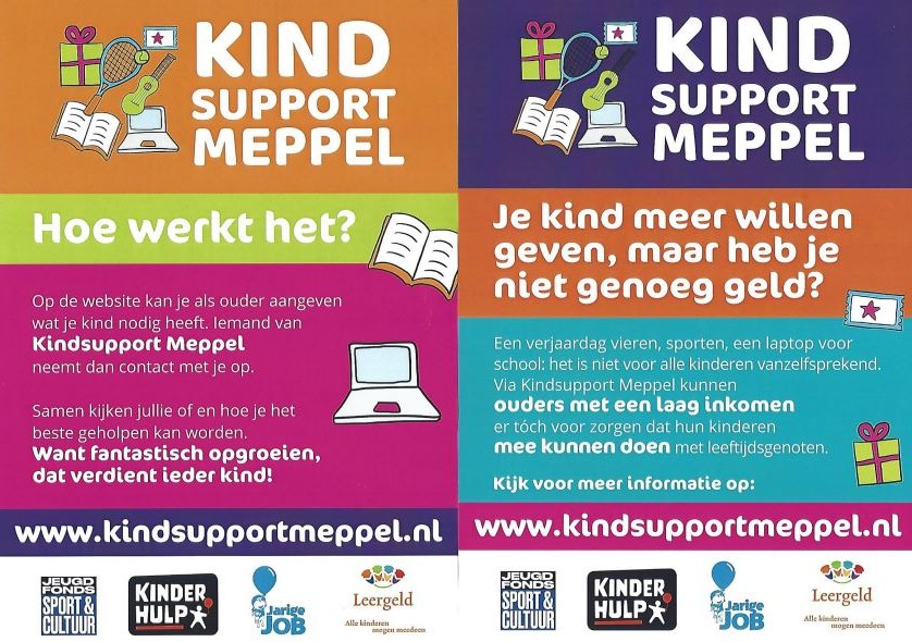Kind support Meppel